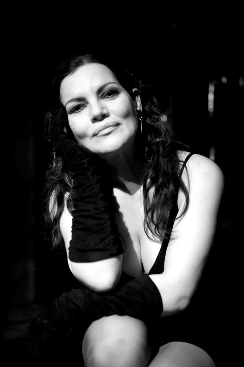 L'attrice Cristina Donadio