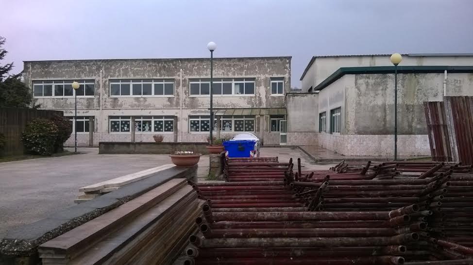 Restyling e messa in sicurezza per tre edifici scolastici
