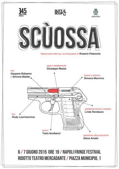 """""""Scùossa"""" al Teatro Mercadante"""