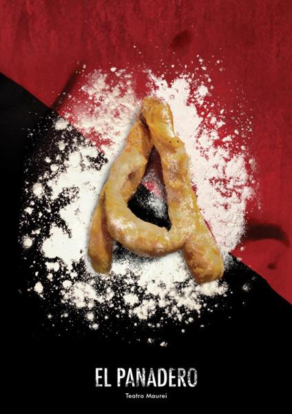 El Panadero, al Theatre De Poche