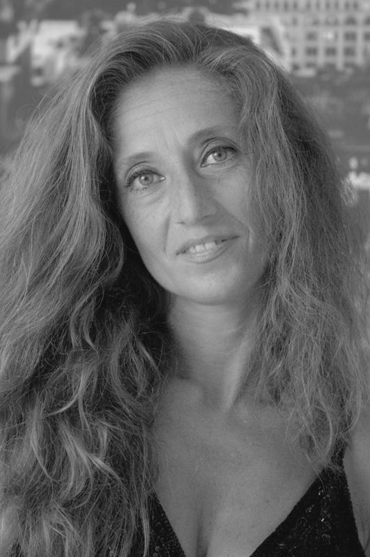 Susie Calvi - foto di Alessandra Calvi