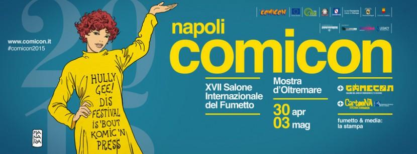 Manifesto COMICON 2015